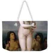 Venus Anadyomene Weekender Tote Bag