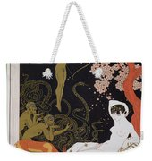 Venus Weekender Tote Bag by Georges Barbier