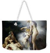 Venus Healing Aeneas Weekender Tote Bag