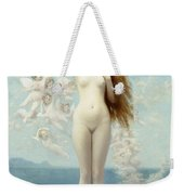 Venus Rising The Star Weekender Tote Bag