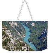 Verdon River  Weekender Tote Bag