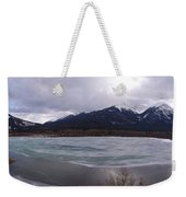 Vermillion Lakes, Banff National Park - Panorama Weekender Tote Bag
