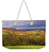 Vermont Colors Weekender Tote Bag