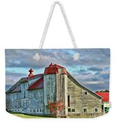 Vermont Rustic Beauty Weekender Tote Bag by Deborah Benoit