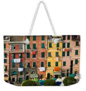 Vernazza Facades Weekender Tote Bag