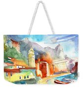 Vernazza In Italy 07 Weekender Tote Bag