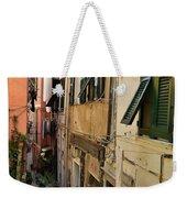 Vernazza Street Weekender Tote Bag