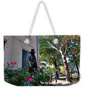 Vernon-wister House Weekender Tote Bag