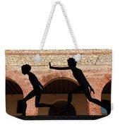 Verona Sculpture Weekender Tote Bag