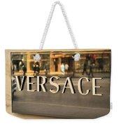 Versace Weekender Tote Bag