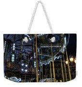 Vertical Carousel Weekender Tote Bag