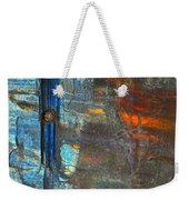 Vertical Dominance In Horizontal Sea Weekender Tote Bag