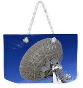 Very Large Array Of Radio Telescopes 4 Weekender Tote Bag