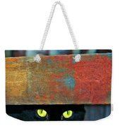Very Supersticious  Weekender Tote Bag