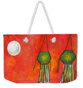 Vesak Lanterns Weekender Tote Bag