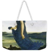 Vesper The Evening Star Weekender Tote Bag