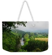 Vezere River Valley Weekender Tote Bag