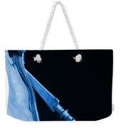Vh #19 In Blue Weekender Tote Bag