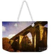 Viaducts Weekender Tote Bag
