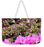 Vibrant Colors Weekender Tote Bag