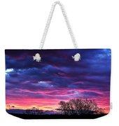 Vibrant Sunrise Weekender Tote Bag