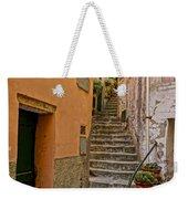 Vicolo Della Valle Riomaggiore Italy Dsc02537  Weekender Tote Bag