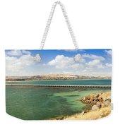 Victor Harbour Panorama Weekender Tote Bag