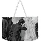 Victoria Accession, 1837 Weekender Tote Bag