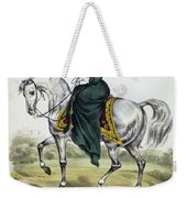 Victoria Of England, C1837 Weekender Tote Bag
