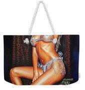 Victoria Silvstedt Weekender Tote Bag