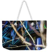 Victorian Abstract Two Weekender Tote Bag
