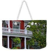 Victorian Classic Weekender Tote Bag