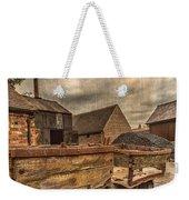 Victorian Colliery Weekender Tote Bag by Adrian Evans