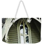 Victorian Gable St Francisville Louisiana Weekender Tote Bag