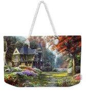 Victorian Garden Weekender Tote Bag