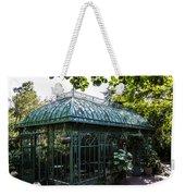 Victorian Greenhouse Weekender Tote Bag