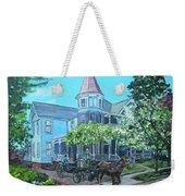 Victorian Greenville Weekender Tote Bag