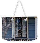 Victorian Home In Napa Valley Weekender Tote Bag