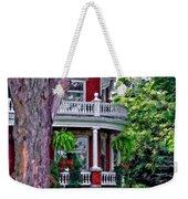 Victorian Home Weekender Tote Bag