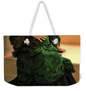 Victorian Lady Expecting A Baby Weekender Tote Bag by Jill Battaglia