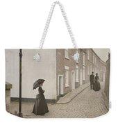 Victorian Life Weekender Tote Bag