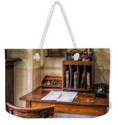 Victorian Medical Office Weekender Tote Bag