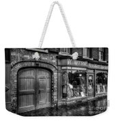 Victorian Menswear Weekender Tote Bag