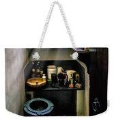 Victorian Pantry Weekender Tote Bag by Adrian Evans