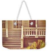 Victorian Porch Weekender Tote Bag