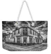 Victorian Pub Weekender Tote Bag