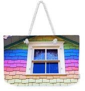 Victorian Rainbow Weekender Tote Bag