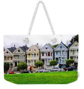 San Francisco Architecture Weekender Tote Bag