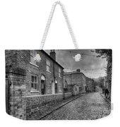 Victorian Street Weekender Tote Bag
