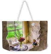 Victorian Window Weekender Tote Bag
